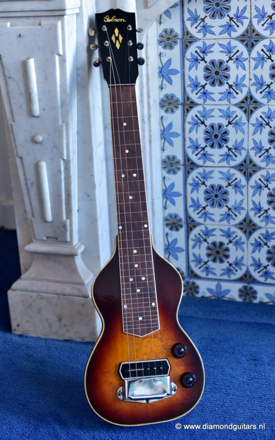 1940 Gibson EH-150 Lapsteel Guitar (SOLD)