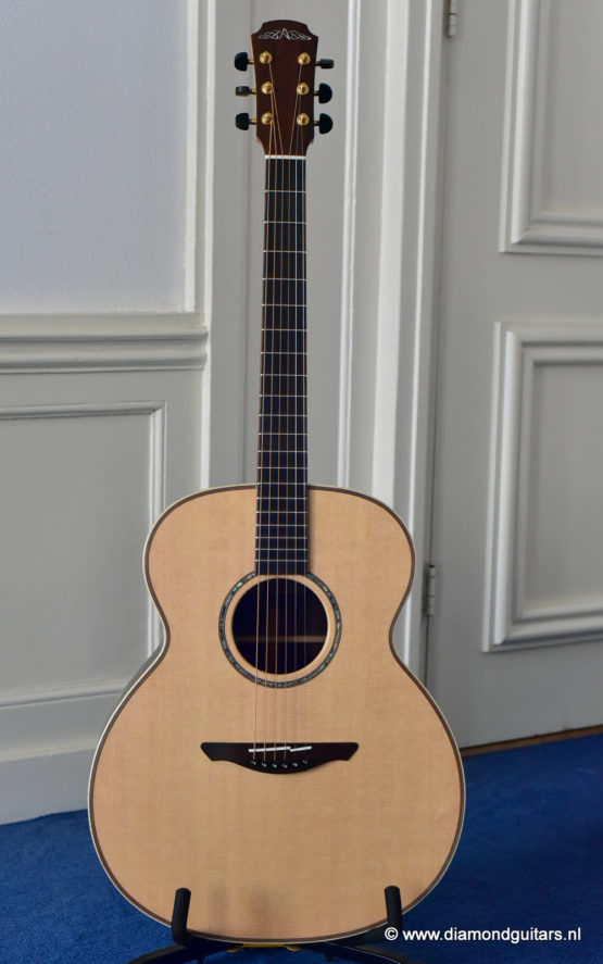 Avalon Pioneer L2-20 Sitka Spruce - Indian Rosewood (2015)