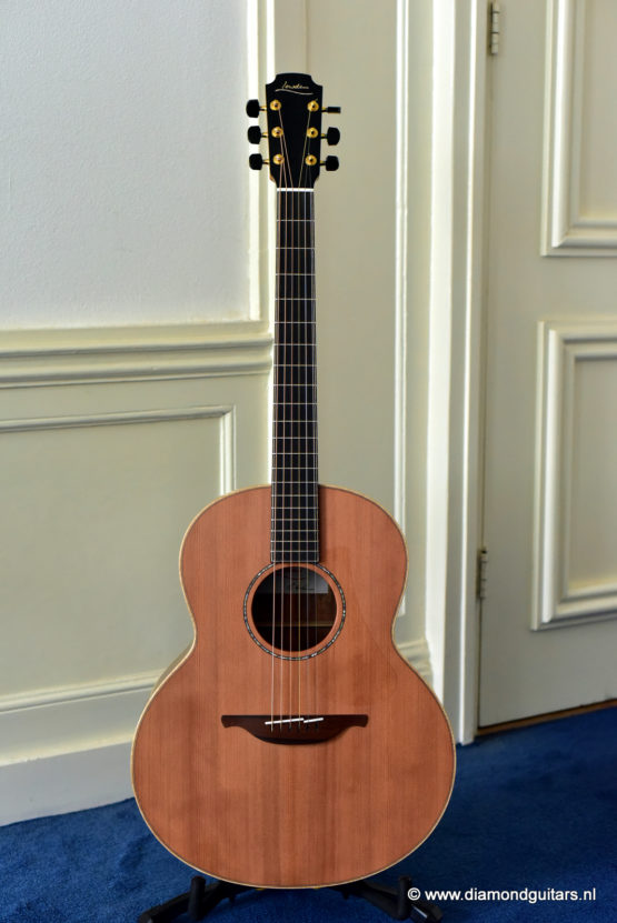Lowden F35 Chechen Rosewood - Redwood (new)