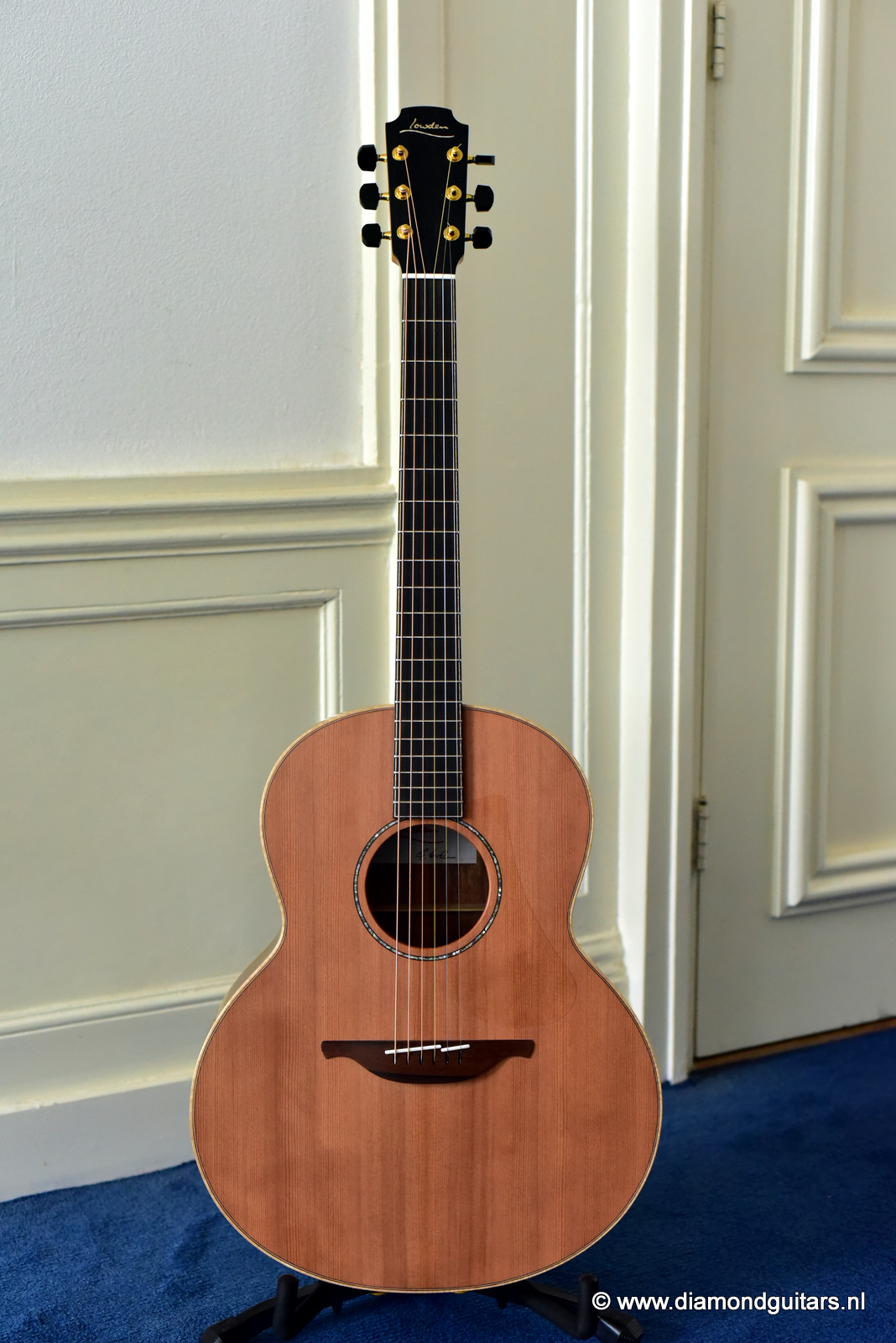Lowden F35 Caribbean Rosewood - Redwood (new)