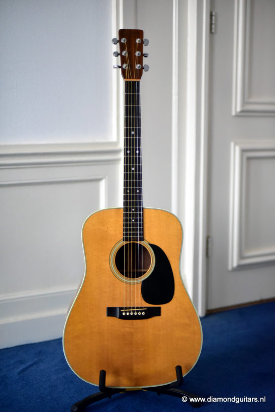 Martin D-28 East Indian Rosewood - Sitka Spruce (SOLD)