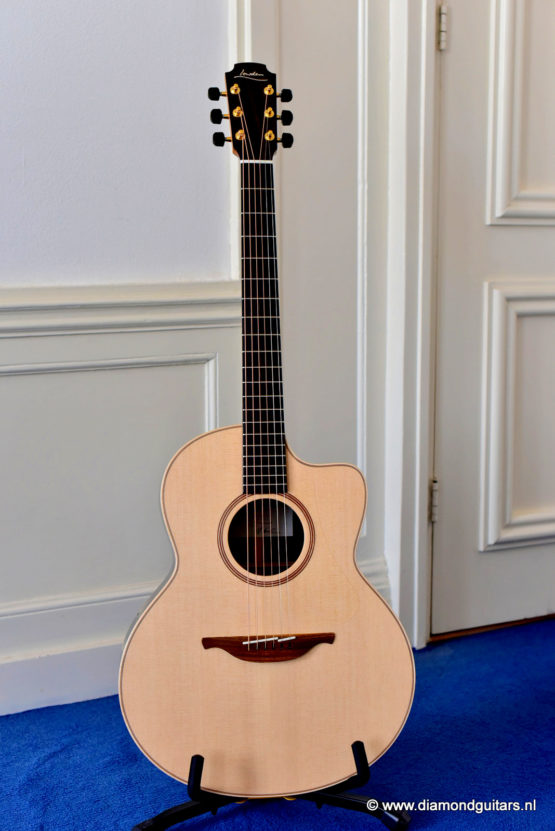 Lowden F32c East Indian Rosewood - Sitka Spruce (new)