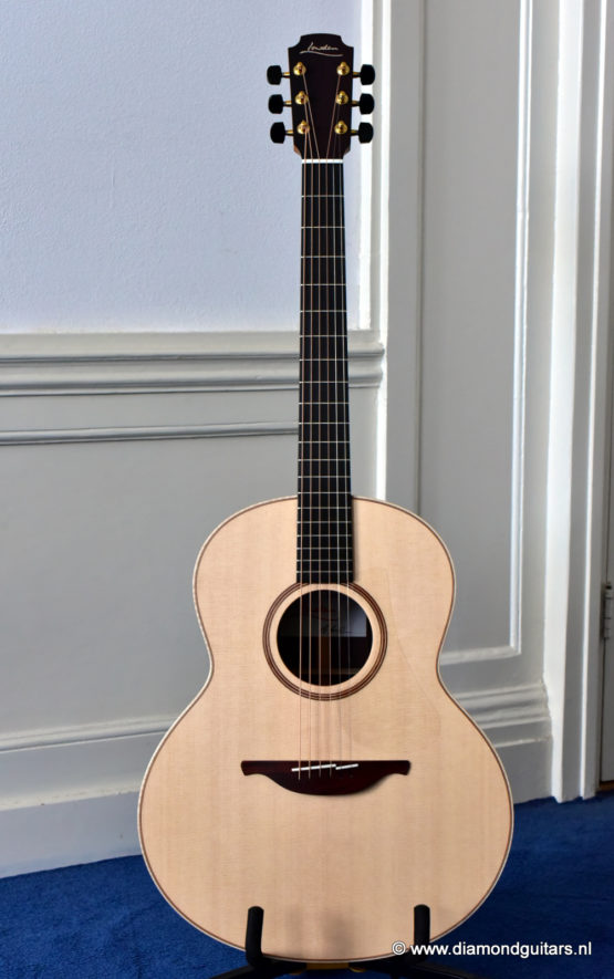 Lowden F32 East Indian Rosewood - Sitka Spruce (SOLD)