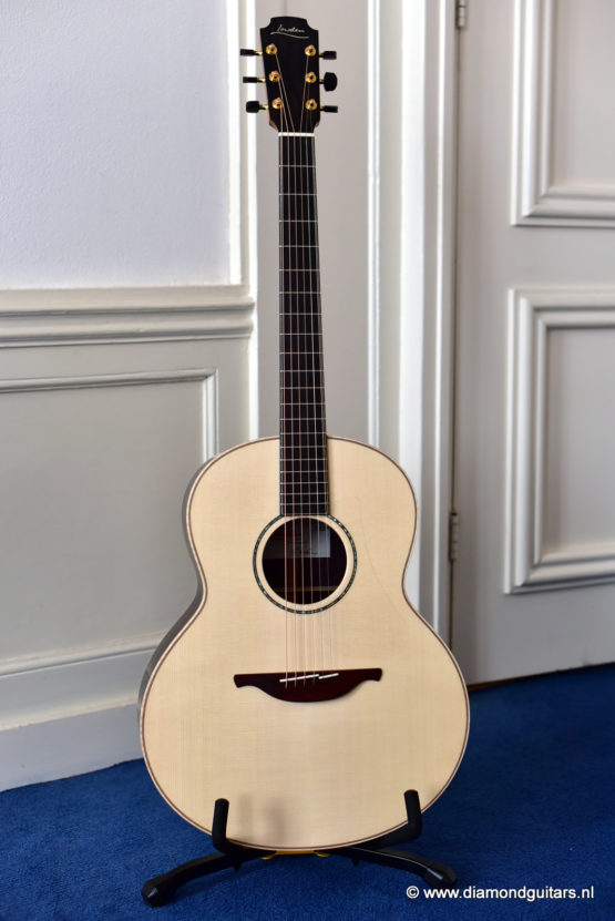 Lowden FM-35 East Indian Rosewood - Alpine Spruce (new)