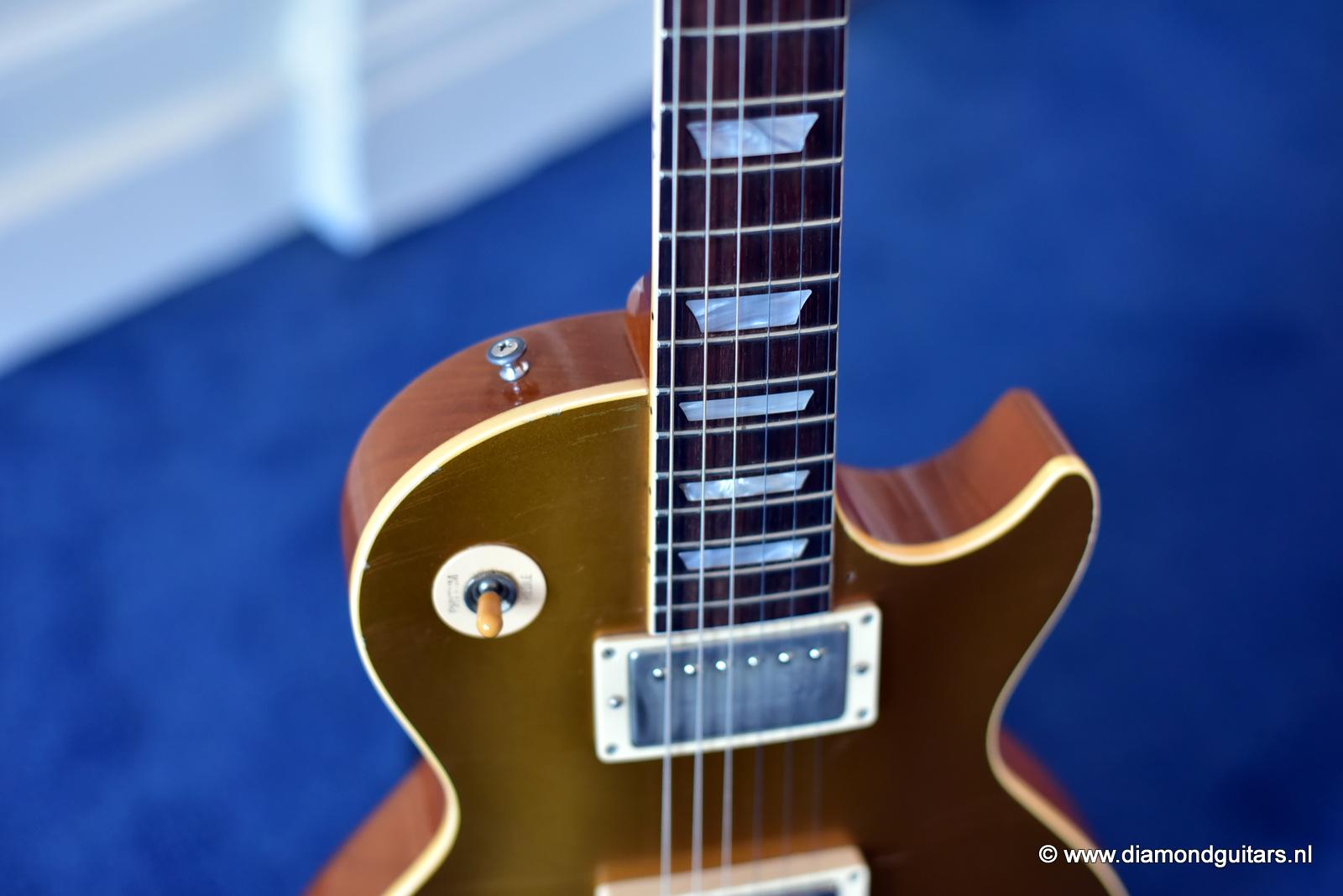 Gibson Les Paul 1957 Goldtop R7 Murphy Aged (SOLD) | Diamond