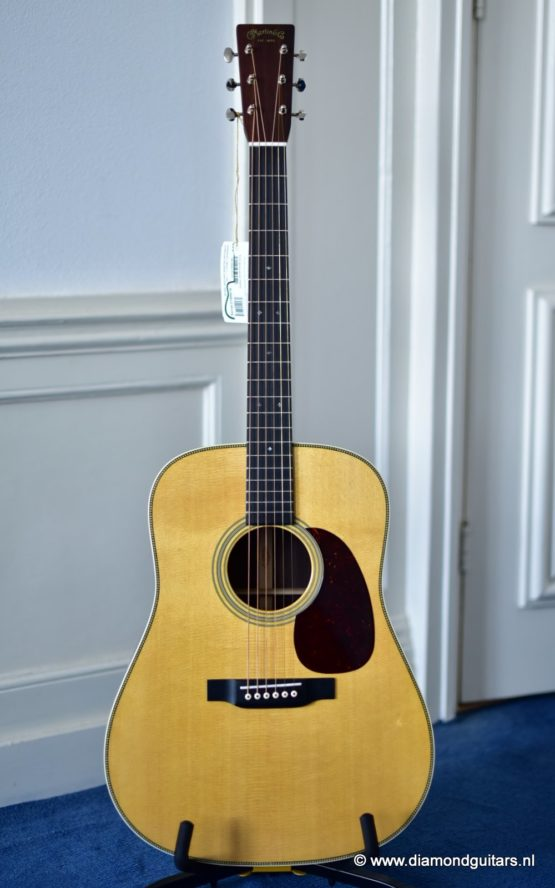 Martin HD-28 Re-Imagined Sitka Spruce - East Indian Rosewood (new)
