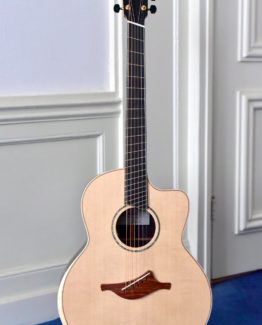 image of Lowden F35c fanned fret