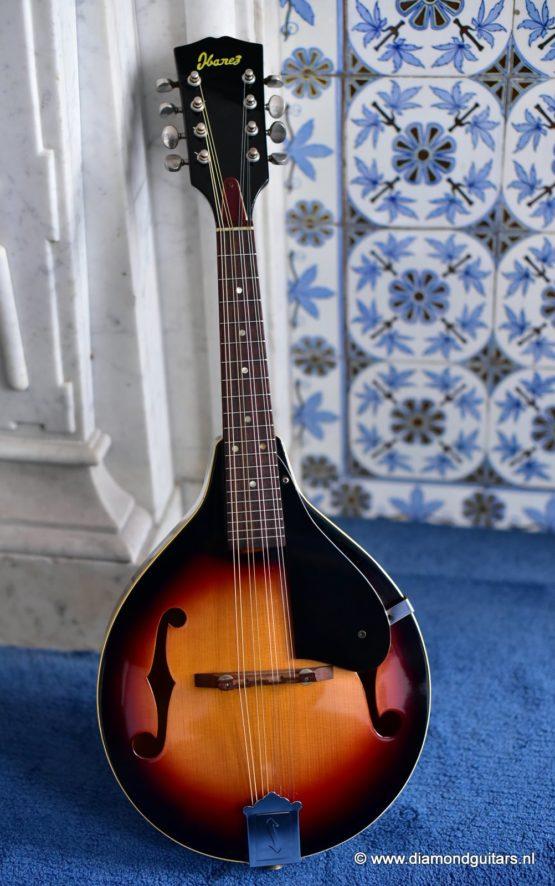 Ibanez 511 Style A Mandoline ('78-'83)