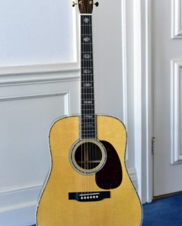 image of martin d-45 re-imagined