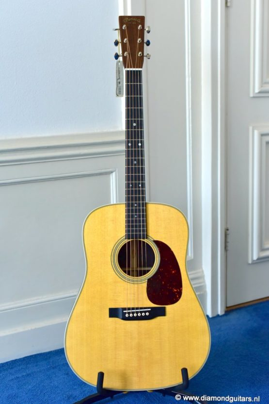 image of Martin D-28 reimagined