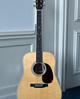 image of martin d-35 re-imagined