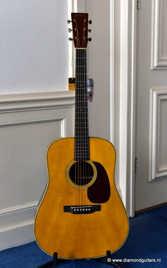 image of Martin D-28 Aged