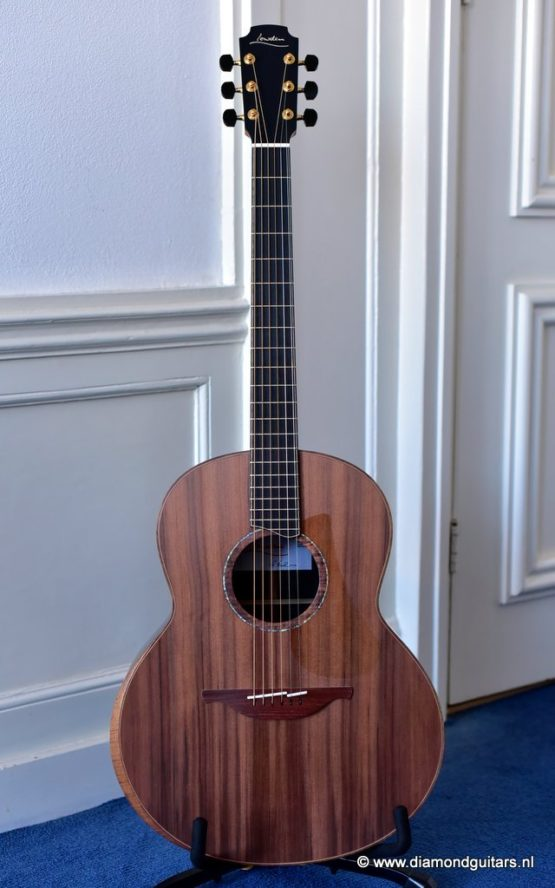 image of Lowden F50 African Blackwood
