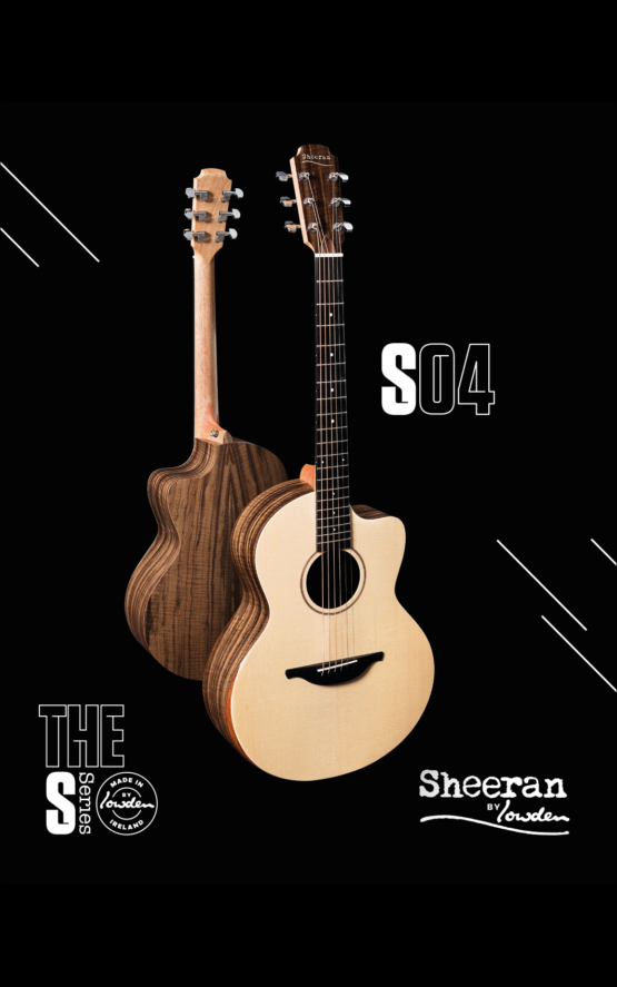 image of Sheeran by Lowden S04