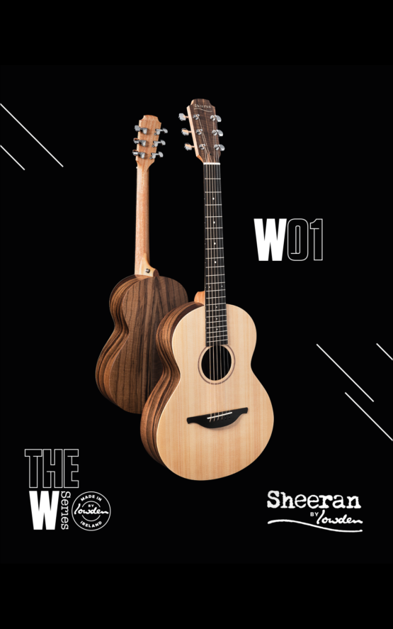 image of Sheeran by Lowden W01