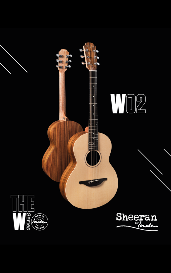 image of Sheeran by Lowden W02