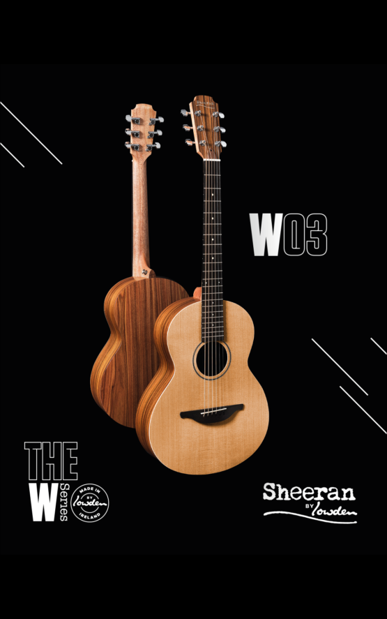 image of Sheeran by Lowden W03