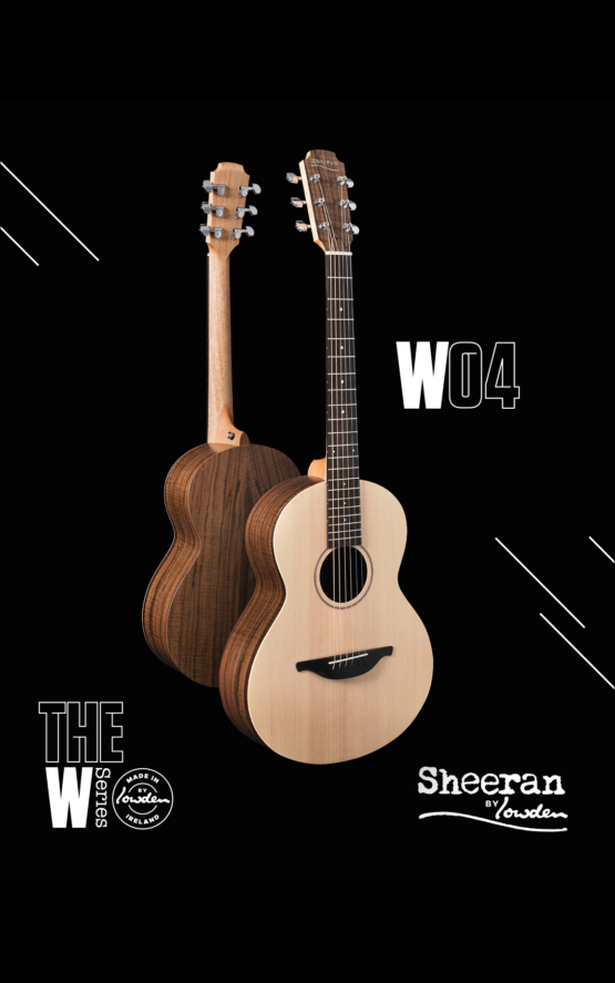 image of Sheeran by Lowden W04