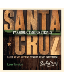 image of Santa Cruz Parabolics Low Tension Strings