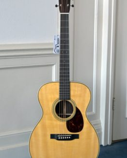 image of martin om-28 re-imagined