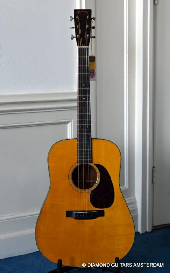 image of Martin D-18 Authentic Aged
