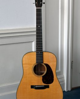 image of martin d-18 reimagined