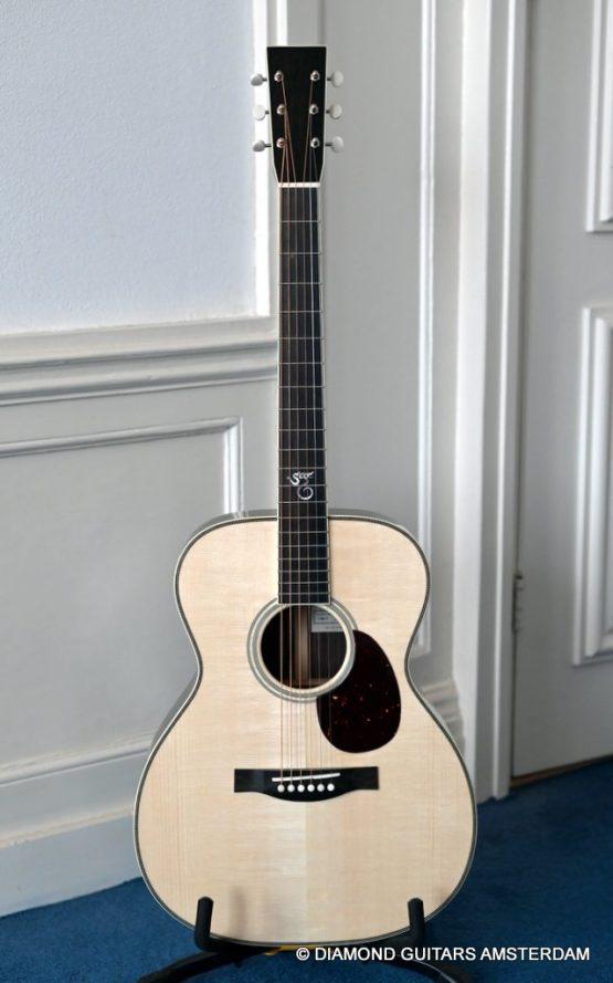 image of Santa Cruz OM Custom