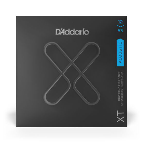 image of Daddario XT 12-53