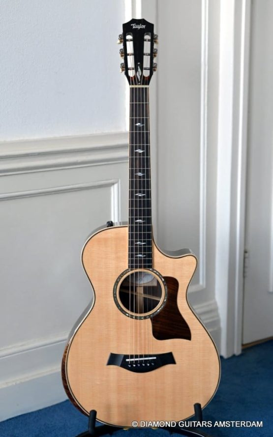 image of taylor 812ce deluxe
