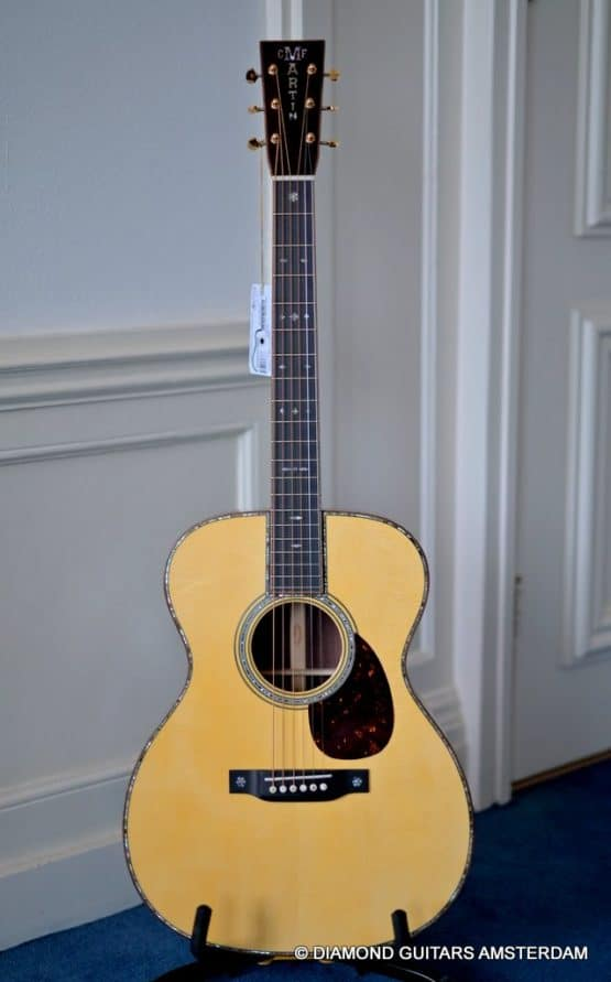 image of Martin Custom OM-42 Adirondack