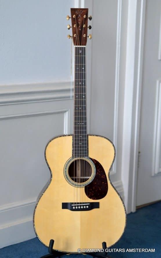 image of Martin Custom 000-42 Adirondack